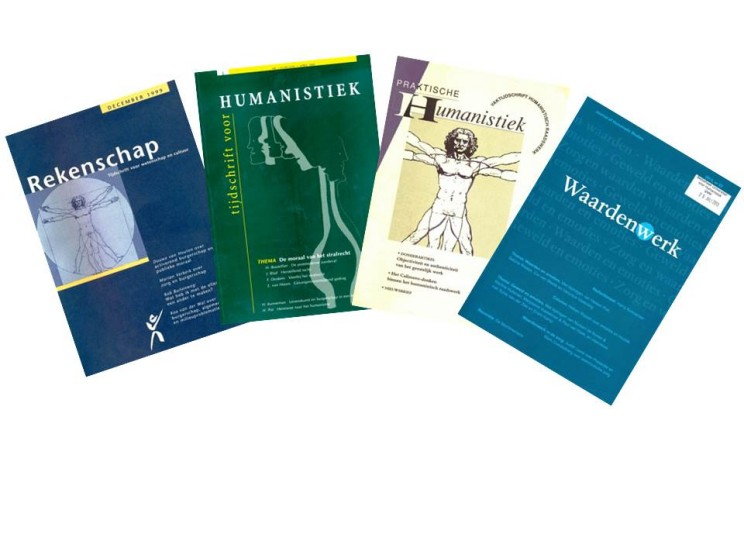 Presentatie tijdschriften