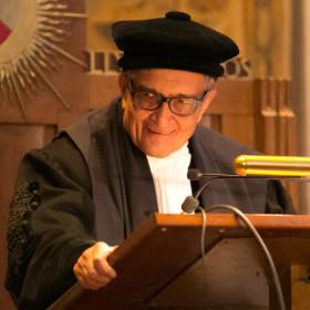 Amartya Sen (UvH Dies 2014)